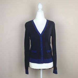 CAbi - Classic Navy Michelle Cardigan / Style#5016